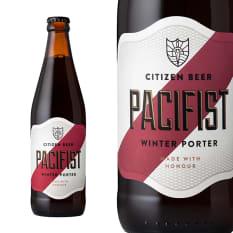 Citizen Pacifist Winter Porter