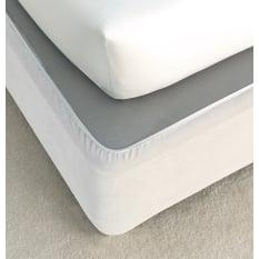 Linen House White Bedwrap