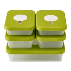 Joseph Joseph Dial Storage Food Containers, Set of 5