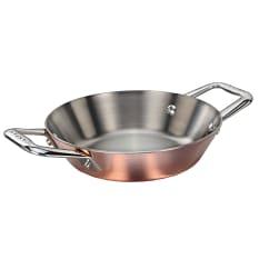 Scanpan Maitre D' Mini Paella Pan, 16cm