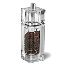 Cole & Mason Precision Cube Acrylic Mill