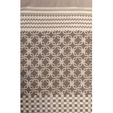 African Jacquard Penta Winter Tea Towel