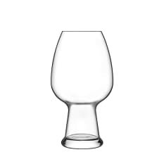 Luigi Bormioli Birrateque Weiss Glasses, Set of 6