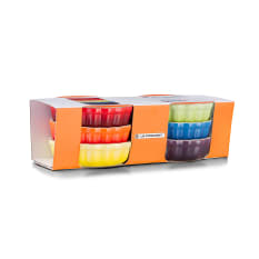 Le Creuset Mini Fluted Flan Dishes, Set of 6