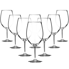 Riedel Vinum Bordeaux/Cabernet/Merlot Glasses, Set of 8 (only pay for 6)