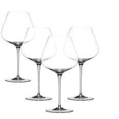 Nachtmann Lead-Free Crystal Vinova Wine Glasses 840ml, Set of 4