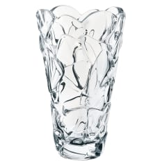 Nachtmann Lead-Free Crystal Petals Glass Vase