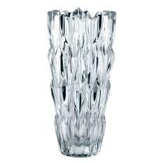 Nachtmann Lead-Free Crystal Quartz Glass Vase