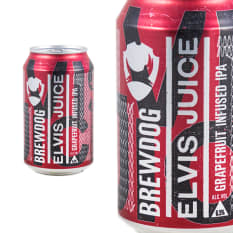 BrewDog Elvis Juice Cans