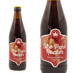 Poison City Brewing The Punk Rocker English Pale Ale
