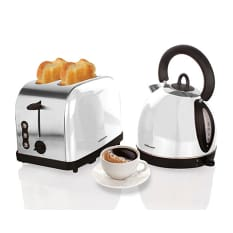 Mellerware Kettle & 2 Slice Toaster Set