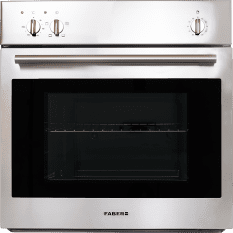 Faber Built-In Stainless Steel Electric Oven, 60cm