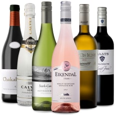 Yuppiechef Wine Society Monthly Mixed Case