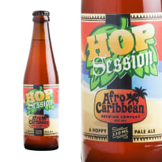 Afro Caribbean Brewing Company Hopsession Pale Ale