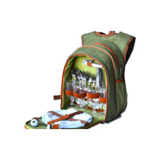 Eco Picnic Backpack For Four