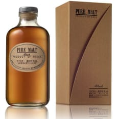Nikka Whisky Pure Malt Black Whisky, 500ml
