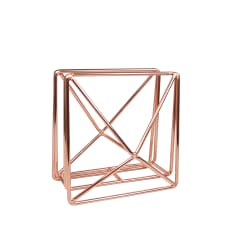 Regent Copper Plated Serviette Holder