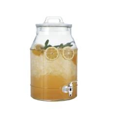Regent Beverage Dispenser with Glass Handle Lid, 7.5 Litre