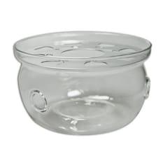 Regent Glass Teapot Warmer Stand