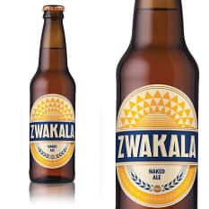 Zwakala Brewery Naked Ale