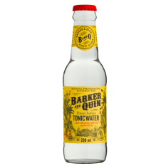 Barker and Quin Finest Indian Tonic Water, Pack of 4