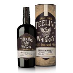 Teeling Irish Whiskey Single Malt Irish Whiskey, 750ml