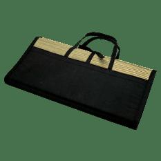 Eco Fold Up Straw Picnic Mat
