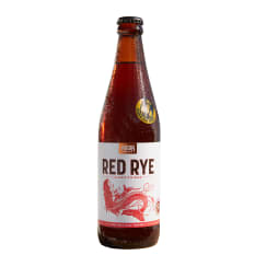 Aegir Project Brewery Red Rye Beer