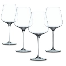 Nachtmann Lead-Free Crystal Vinova Wine Glasses 680ml, Set of 4