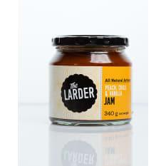 Larder Jam Peach, Chilli & Vanilla Jam