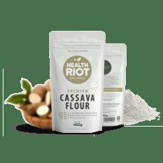 Health Riot Cassava Flour
