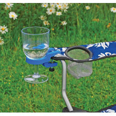 Hands Free ZA Wine Glass Clamp