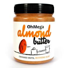 Oh Mega Almond Butter, 1kg