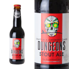 Urban Brewing Co Dungeons Stout Ale