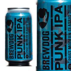BrewDog Punk IPA Cans