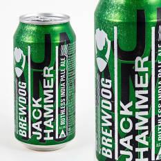 BrewDog Jackhammer IPA Cans