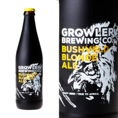 Growler Brewing Co Bushveld Blonde Ale