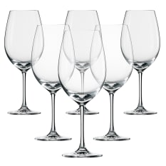 Schott Zwiesel Ivento Red Wine Glasses, Set of 6