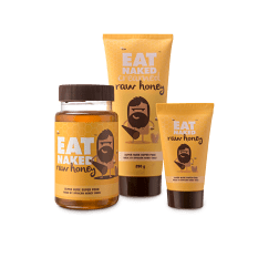 Eat Naked Raw Honey