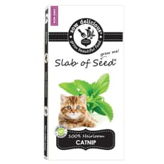 Sow Delicious Gourmet Slab of Seed Catnip