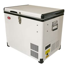 SnoMaster 220 Volt Camping Fridge Freezer, 60 Litres