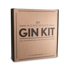 DIY Homemade Gin Kit Gift Box