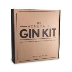 DIY Homemade Gin Kit Gift Box