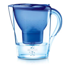 Brita Marella Cool Blue Water Filter Jug, 2.4 Litres