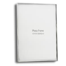 Sarah Jane Silver Wall Photo Frame