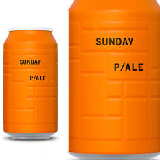 AND UNION Sunday Pale Ale Can