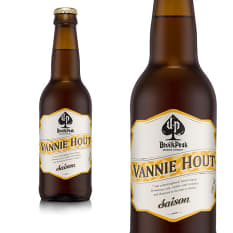 Devil's Peak Brewing Company Vannie Hout Saison
