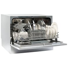 Swan 6 Place Countertop Dishwasher