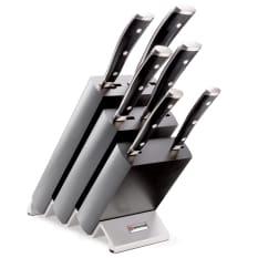 Wusthof Classic Ikon 6 Piece Knife Block Set