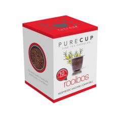 PureCup Fine Tea Capsules, Pack of 10